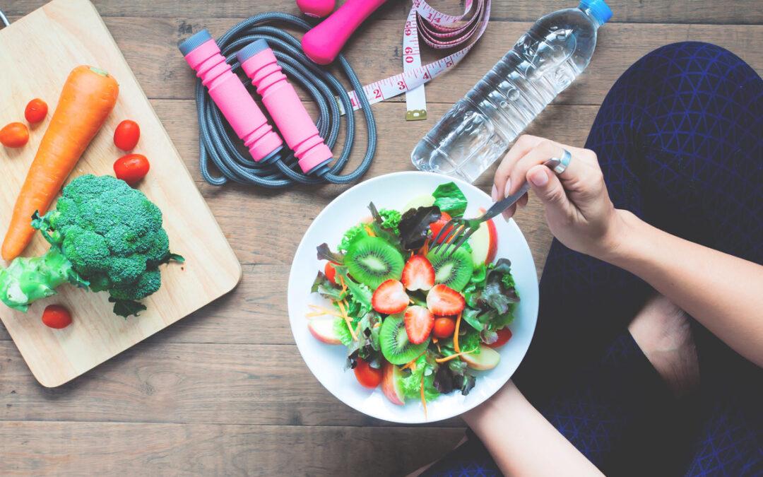 Mantente saludable controlando tu peso