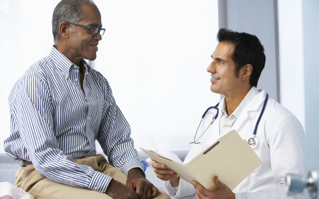 How do you effectively communicate with your doctor?